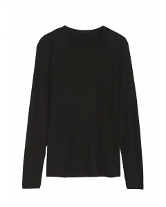 POLO MUJER RAYON-WOOL CREW-NECK