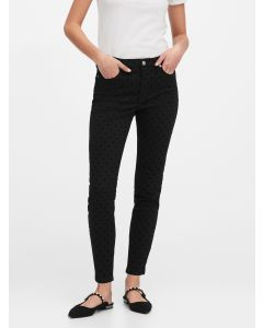 JEANS MUJER MIDRISE SKINNY