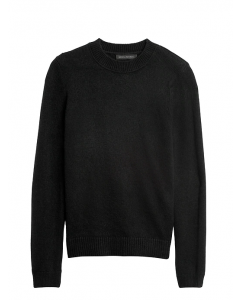 SWEATER MUJER COTTON-BLEND CREW-NECK