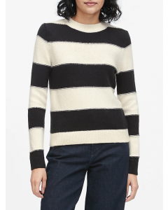 SWEATER MUJER RUGBY STRIPE