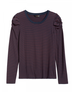 POLO MUJER THREADSOFT PUFF-SLEEVE