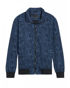 CASACA HOMBRE MOTION TECH PERFORATED PRINT BOMBER