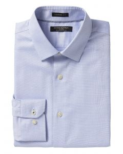 CAMISA HOMBRE STANDARD FIT NON IRON